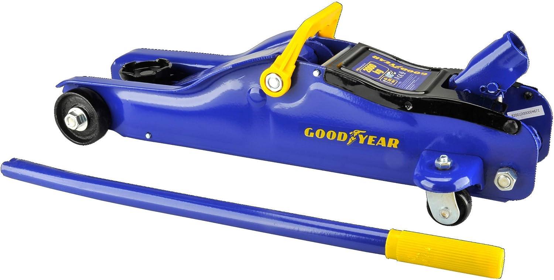 Goodyear 75518 Lowered Down-Gato hidr/áulico 2 toneladas