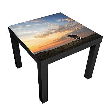 Bilderwelten Beistelltisch Lowe Im Sonnenuntergang Tisch >> 20 + ...