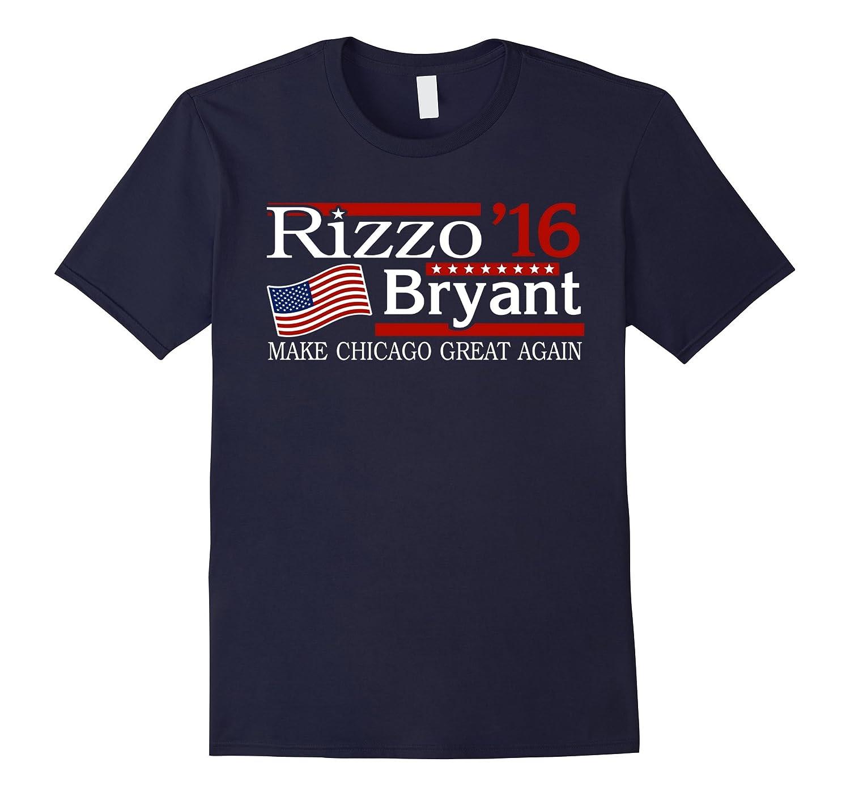 Rizzo / Bryant 2016 Tshirt-Art