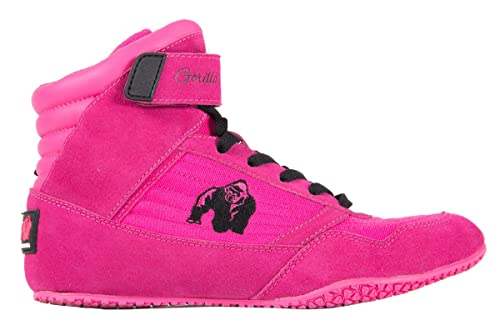 Rosa Gorilla Scarpe Fitness Top Wear High Delle Donne r5qxp57ZRw