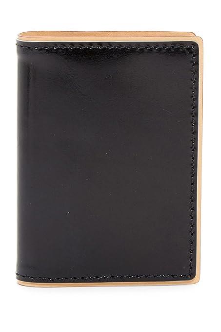 685495223b44 Amazon.com: J.FOLD Men's Duo-Tone Folding Leather Card Case, OS ...