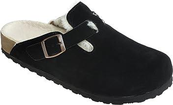 9569eca9d9 AnnaKastle Womens Classic Clog Backless Slip Ons Loafer Slipper