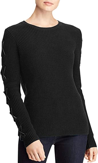 Cromoncent Mens Autumn Casual Crew-Neck Wave Print Knitwear Pullover Sweater