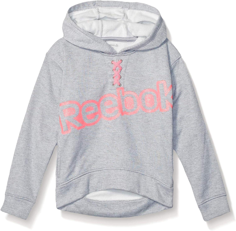 Reebok Girls Big Fashion Hoodie