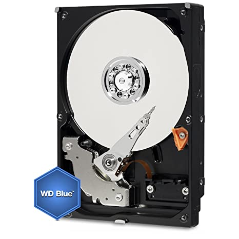 Amazon.com: WD Blue 1TB SATA 6 Gb/s 7200 RPM 64MB Cache 3.5 Inch ...
