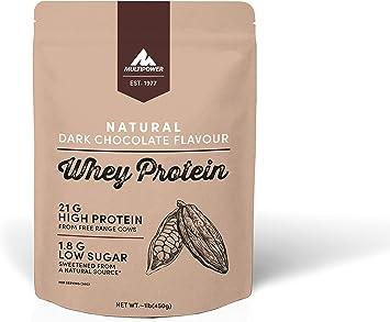 Multipower Natural Whey Protein (450g) 1 Unidad 450 g