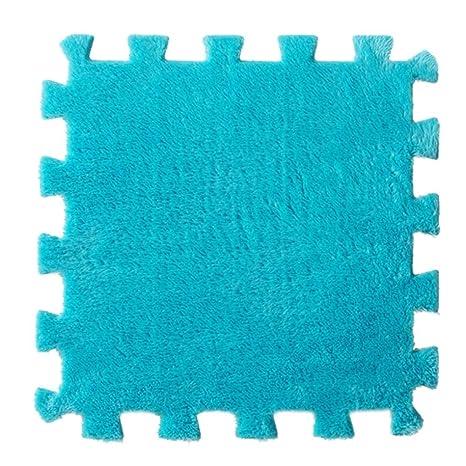 YRD Tech 6 pc eco de goma EVA Puzzle alfombra mosaico cojín ...