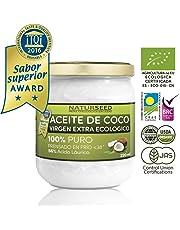 NATURSEED Aceite de Coco Virgen Extra Ecológico, 220 ml