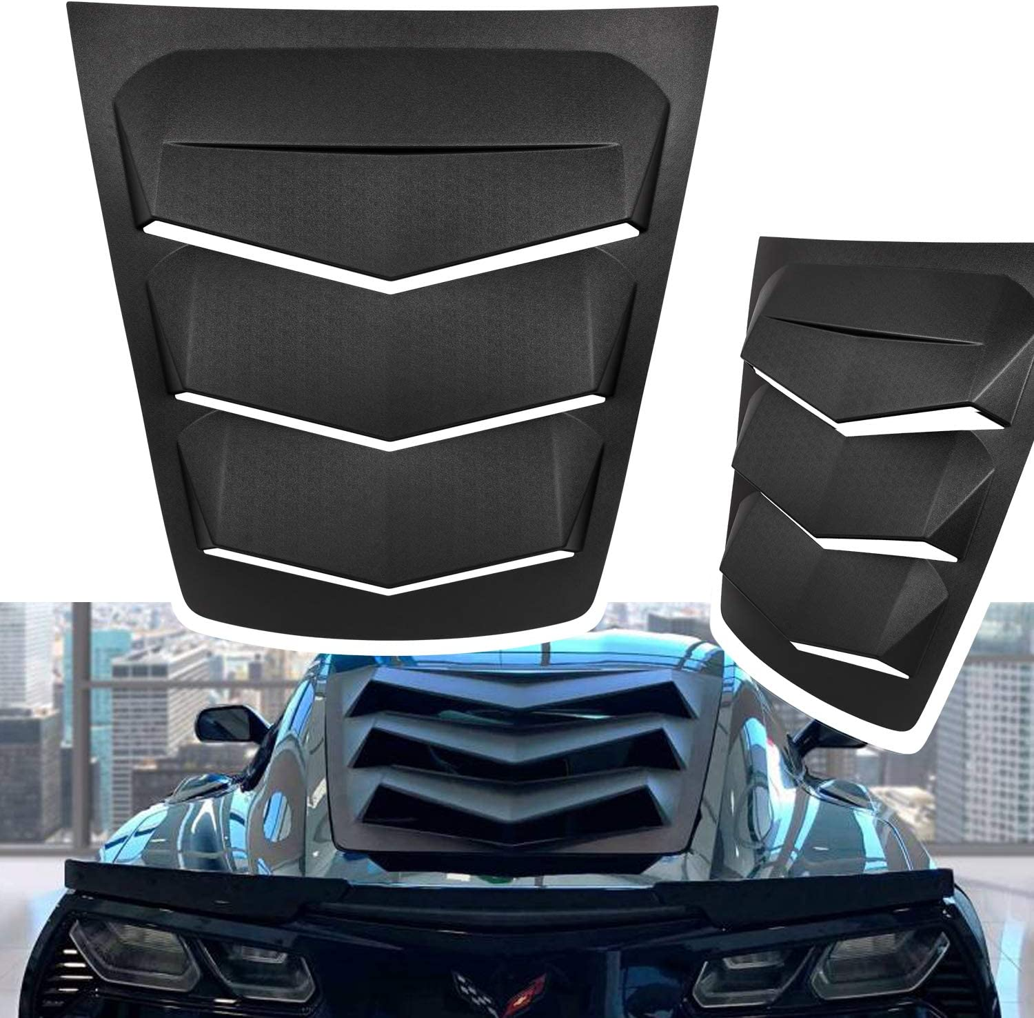 GGBAILEY D51571-S1A-BLK/_BR Custom Fit Car Mats for 2014 Passenger /& Rear Floor 2016 Mitsubishi Mirage Hatchback Black with Red Edging Driver 2015