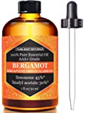 Pure Body Naturals 100% Pure Citrus Bergamot Essential Oil, 1 Fl. Oz.