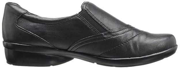 Zapatillas Slip-on para mujer Clarissa, Coffee Bean, 8.5 N US