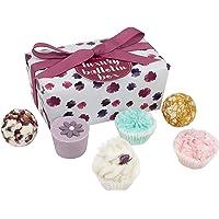 Bomb Cosmetics Luxury Ballotin Handmade Bath Melt Gift Pack, 170g