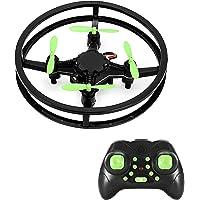 RC Mini Drone Quadcopter, 2.4GHz 4-Axis Upgraded Nano Pocket Quad Copter, MakeTheOne Super Durable Remote Control Micro…