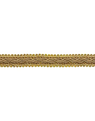 15mm Wide 1 Metre Pink Loop Braid