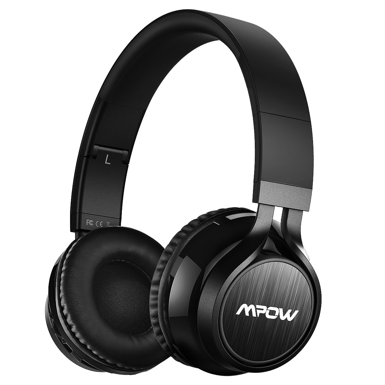 Auriculares Mpow Thor Bluetooth Over-Ear Inalambrico Headset Portatil con Mic & Cord Mode 120 Songs Playing Time para TV