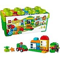 Lego Duplo - 10572 Hepsi Bir Arada Eğlence Kutusu