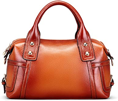 Rossie Viren Mens Classic Leather Briefcase