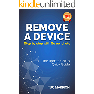REMOVE KINDLE DEVICE : How to remove devices from my Amazon account: Step by step with Screenshots. The Updated 2018…