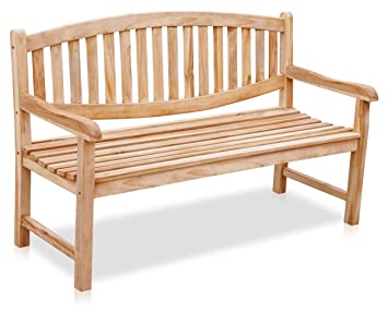 KMHR Teak 3 Sitzer Gartenbank Newcastle 150 Cm 102145