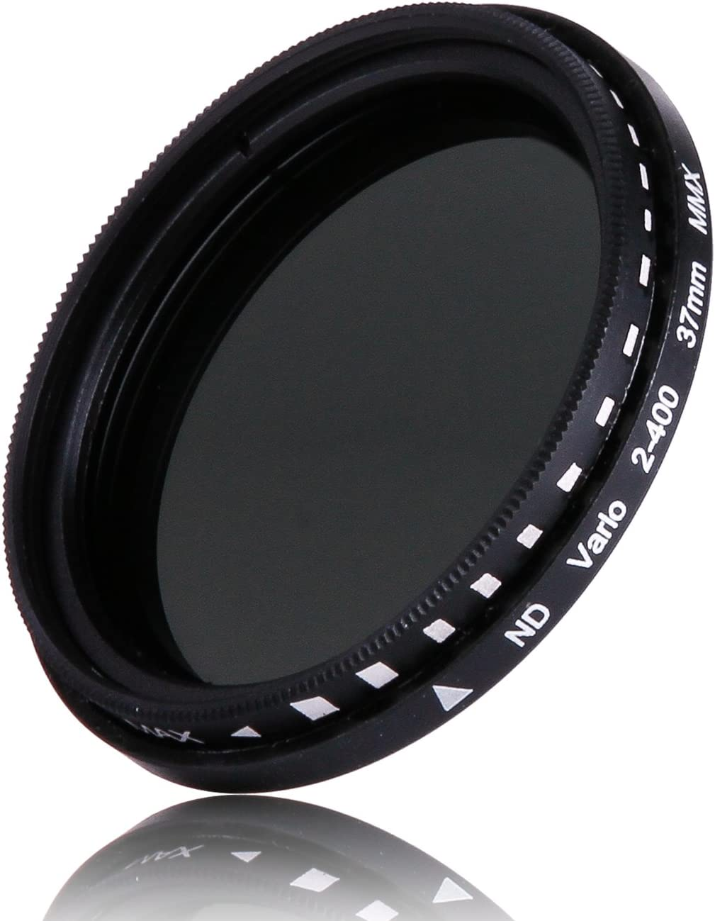 1Set 37mm 46mm 49mm 52mm 55mm 58mm 62mm 67mm 72mm 77mm Neutral Density Adjustable ND2 to ND400 Lens Filter Protector 72mm