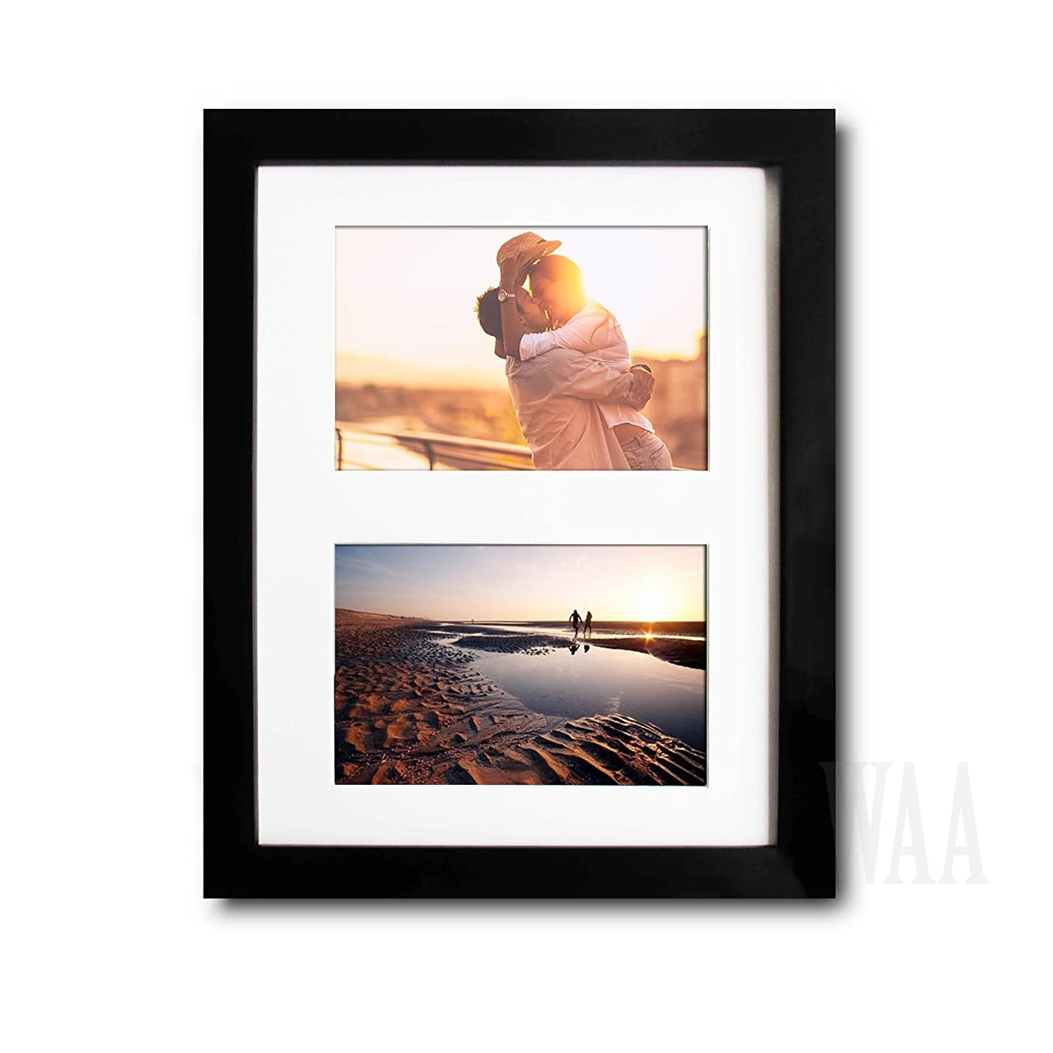 Amazon.com - World Ancient Art ~ 5x7 Picture Frame made of Black ...