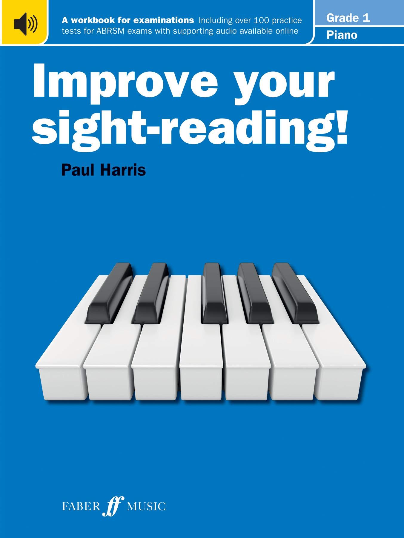 Improve your sight-reading! Piano Grade 1: Amazon.es: Harris ...