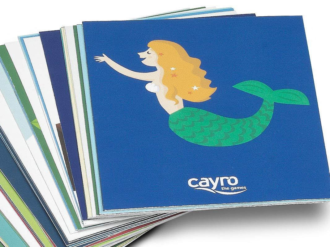 Multicolor Cayro-887 Juego Educativo Qu/é Ves 5 a/ños 887