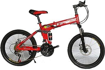 Bicicleta para niños,Amortiguadores Dobles Para Hombres Y Mujeres ...