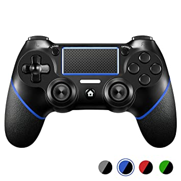 Amazon.com: Controlador inalámbrico de PS4 DualShock 4 ...