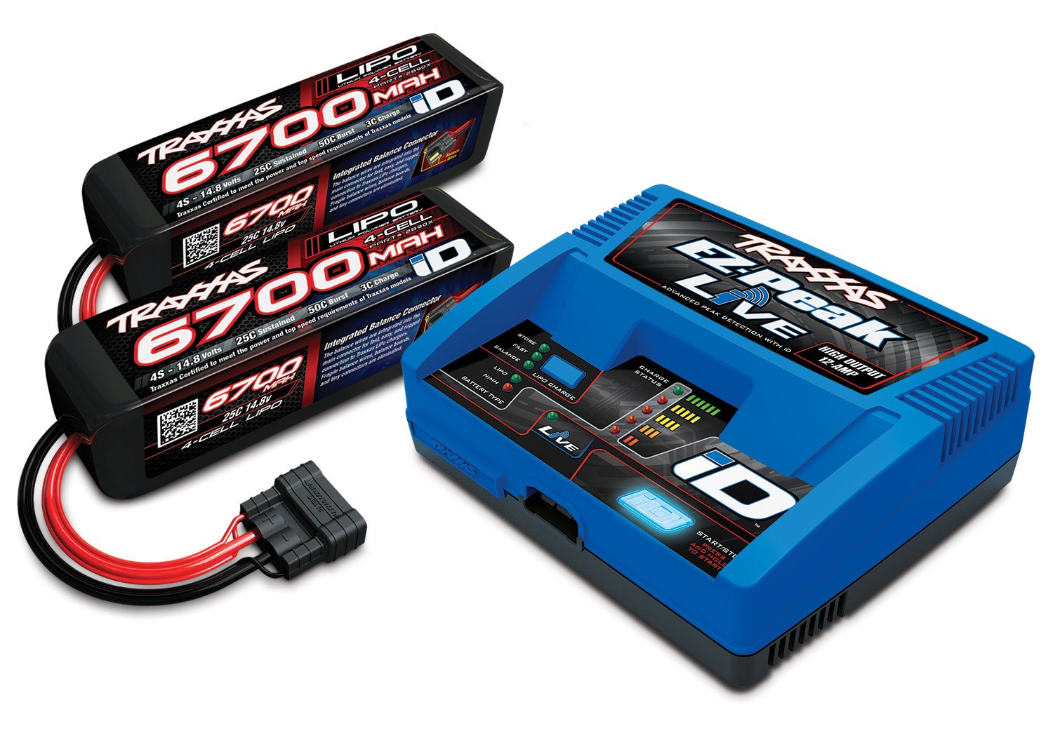 Traxxas 2993 Battery/Charger Completer Pack