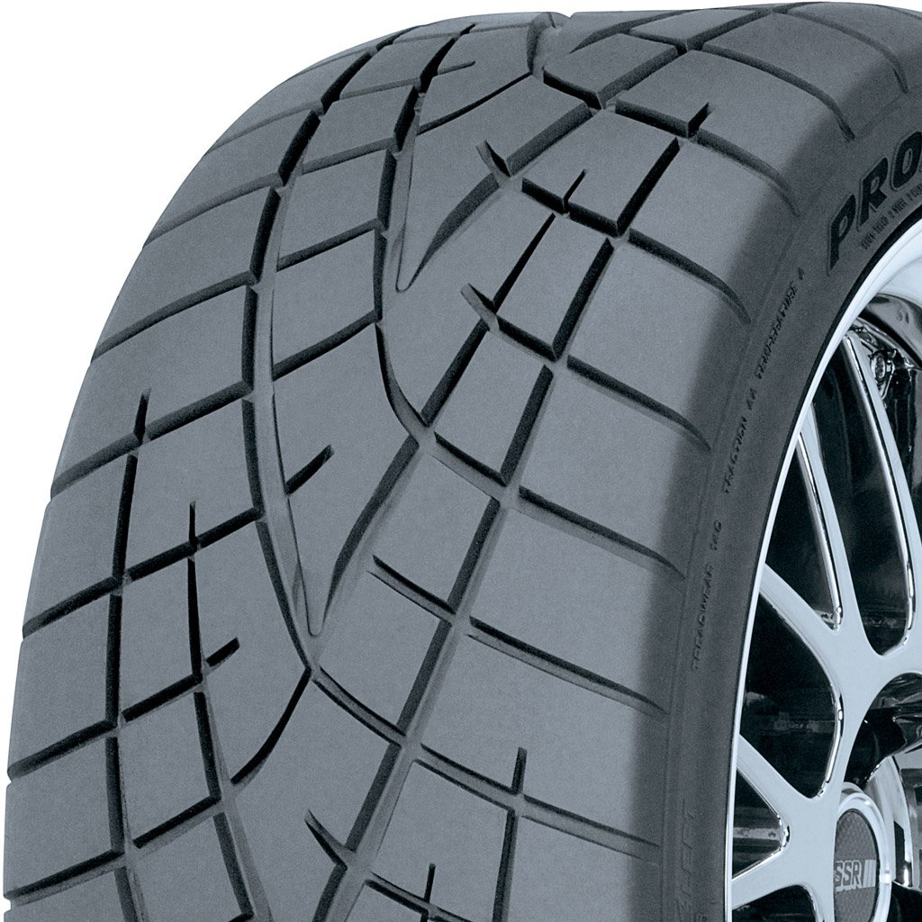 Toyo PROXES R1R Performance Radial Tire - 225/40-18 88W by Toyo Tires (Image #1)