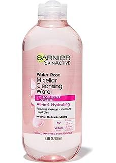 Amazon com: Garnier SkinActive Facial Mist Spray with Rose