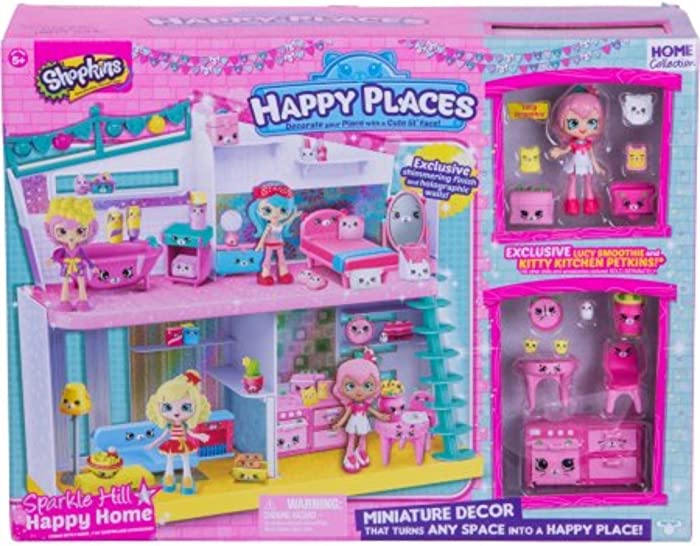 The Best Shopkins Happy Places Sparkle Happy Home