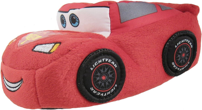 Disney Cars Lightning McQueen Slippers