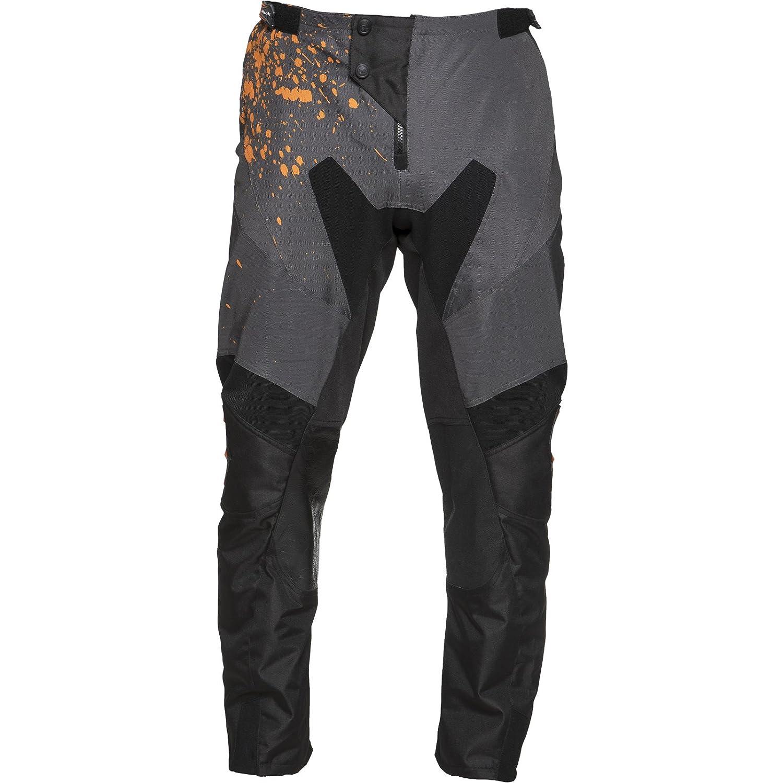 Negro MX Motocross pantalones –  Juego de lanzamiento Black