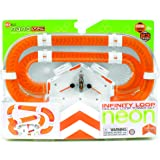 HEXBUG nano V2 Neon Infinity Loop - Motorized Robotic Bugs for Kid's, Autonomously Controlled Children's Toy with Batteries Included