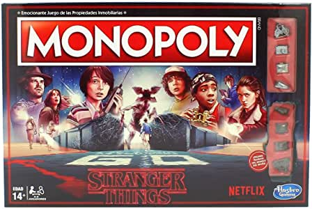 Monopoly - Stranger Things (Hasbro C4550105)