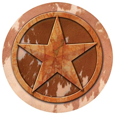Thirstystone Stoneware Coaster Set, Texas Lone Star