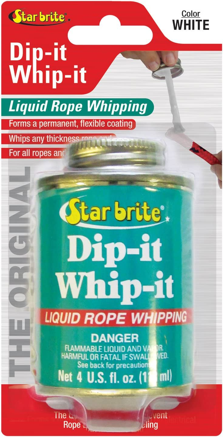 Star brite Dip-It Whip-It Liquid Rope Whipping