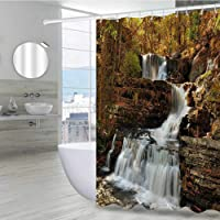 United States Fabric Shower Curtain 108