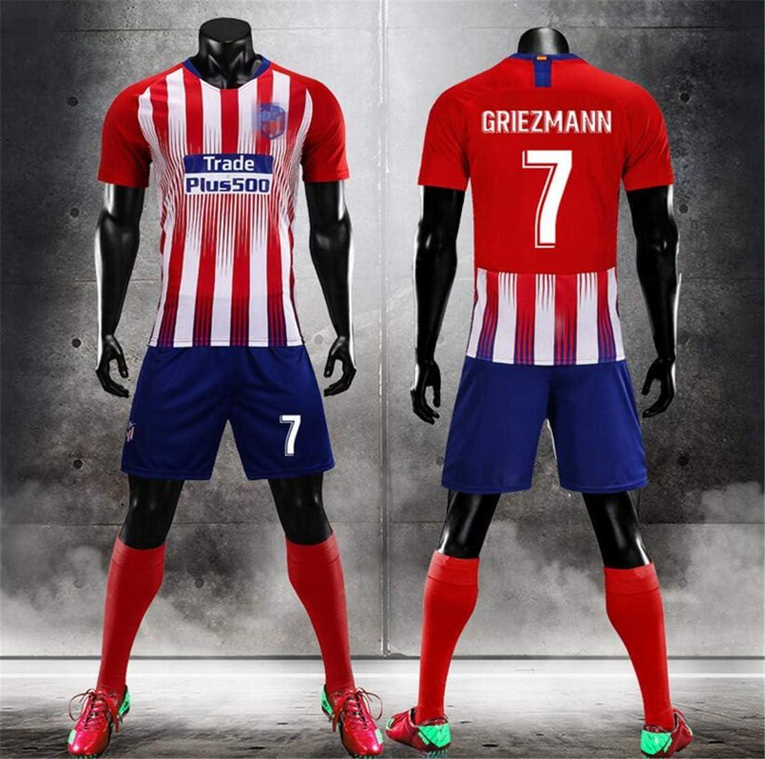 GANGW - Camiseta de fútbol para Hombre y niño, XXL/Height:185 ...