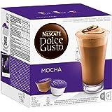 Nescafé Dolce Gusto - Mocha - Cápsulas Sabor a Chocolate - 16 Cápsulas