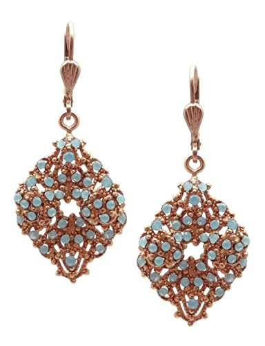 22d66b650c987 Amazon.com: Catherine Popesco Pacific Opalescent Swarovski Crystal ...