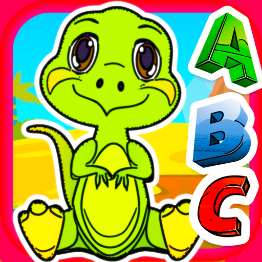 Dinosaur Games for Kids Free - Preschool Dino Adventure World for Kindergarten and Preschool Toddlers, Boys and Girls Under Ages 2, 3, 4, 5 Years Old -