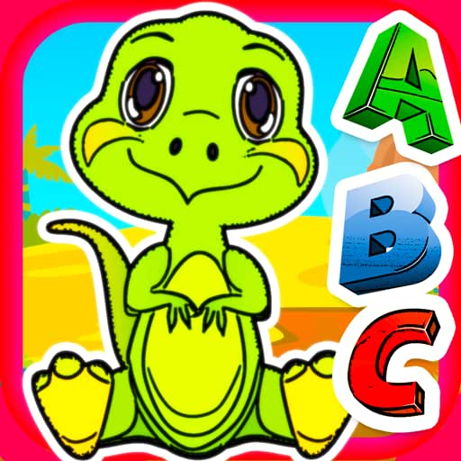 Dinosaur Games for Kids Free - Preschool Dino Adventure World for Kindergarten and Preschool Toddlers, Boys and Girls Under Ages 2, 3, 4, 5 Years Old