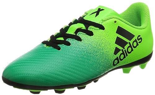 adidas X 16.4 FxG J, Botas de fútbol para Niños: Amazon.es