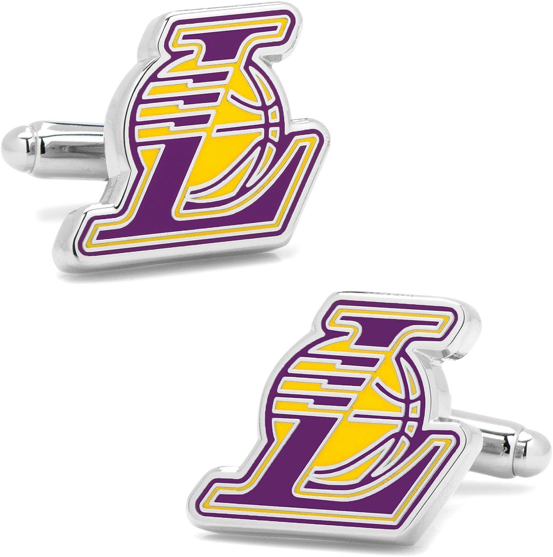 Los Angeles Lakers Cufflinks
