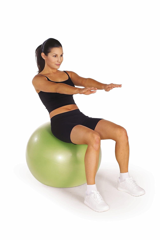 65Cm Everlast Burst Resistant Fitness Yoga Exercise Workout Ball