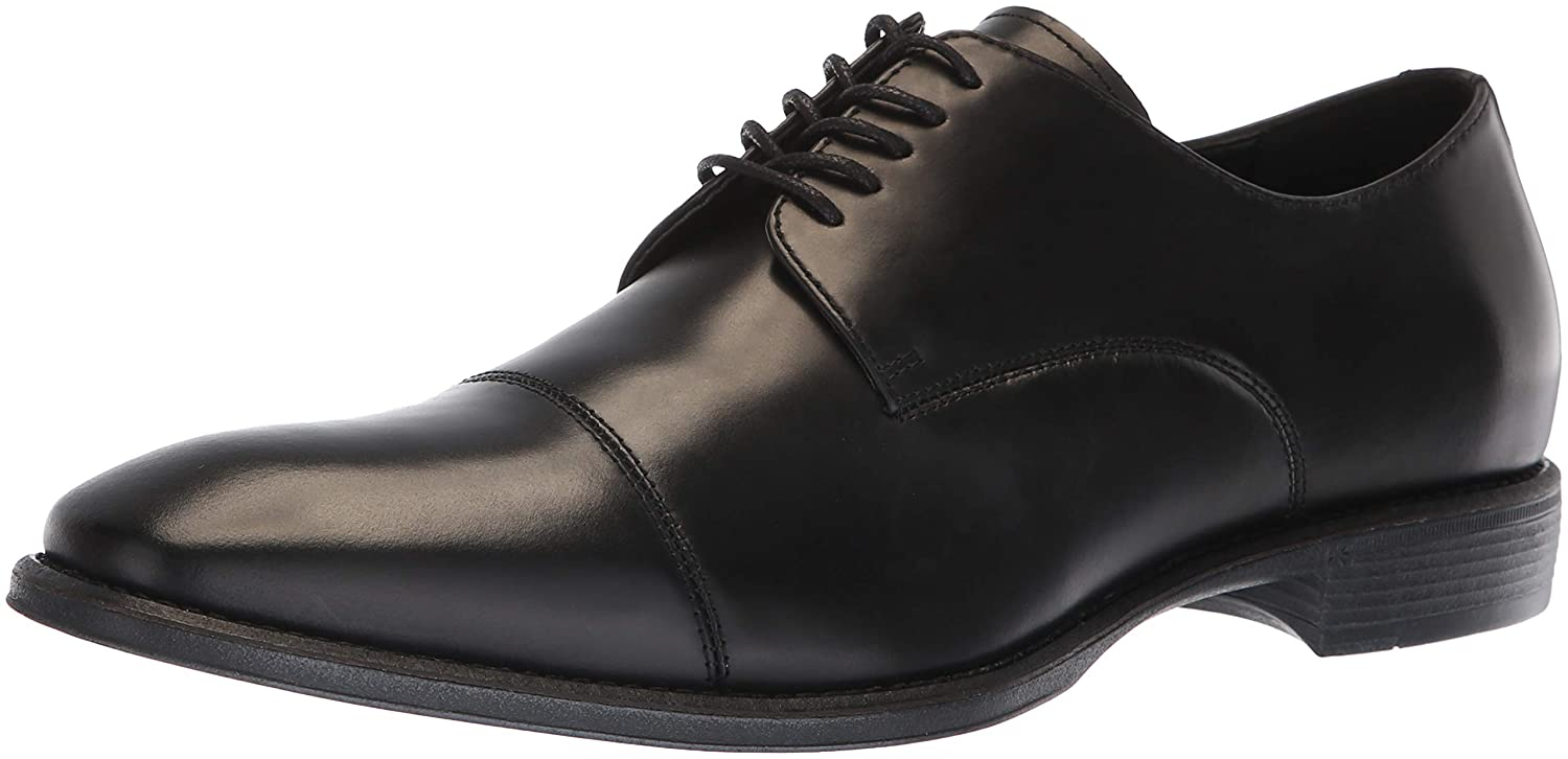 TALLA 44 EU. Kenneth Cole Reaction Left Lace Up, Zapatos de Cordones Oxford para Hombre