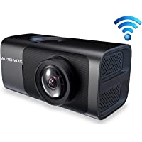 Auto-Vox D7 1080p WiFi Dash Cam with GPS